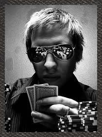 Joueur de Texas Holdem